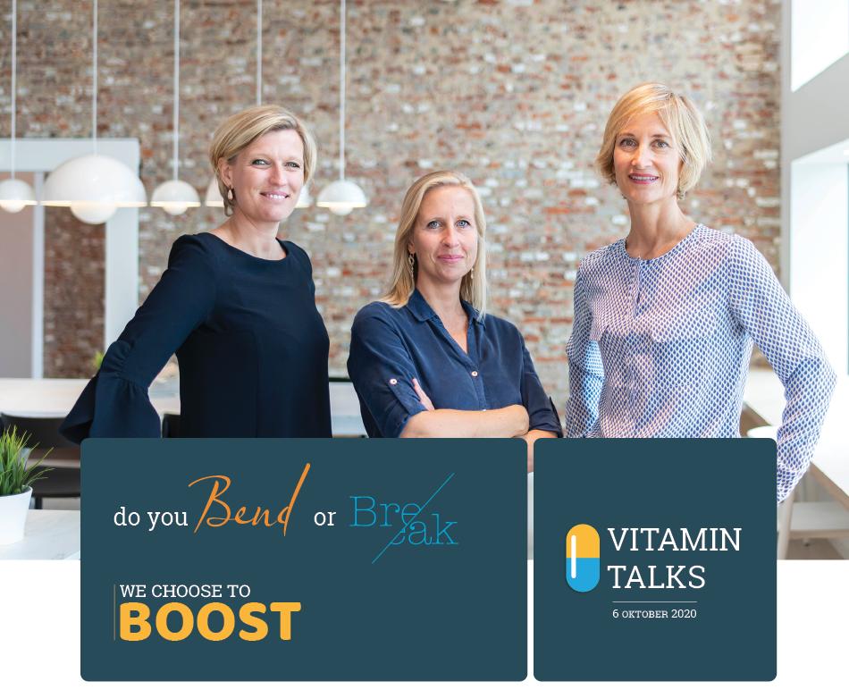 vitamin talks event